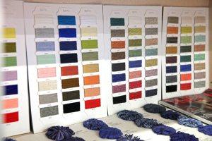 couleurs et tissus