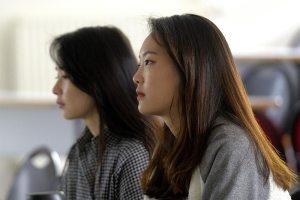 étudiantes asiatiques