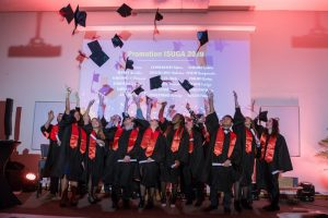 Remise diplomes ISUGA