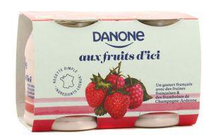 Du PET pour de nouveaux yaourts Danone