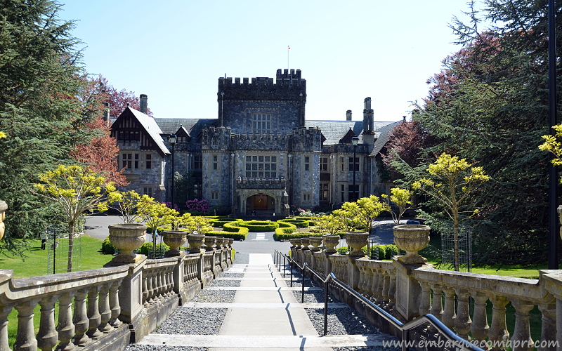 Hatley Castle - o famoso castelo do X-Men e do Deadpool fica no Canadá!