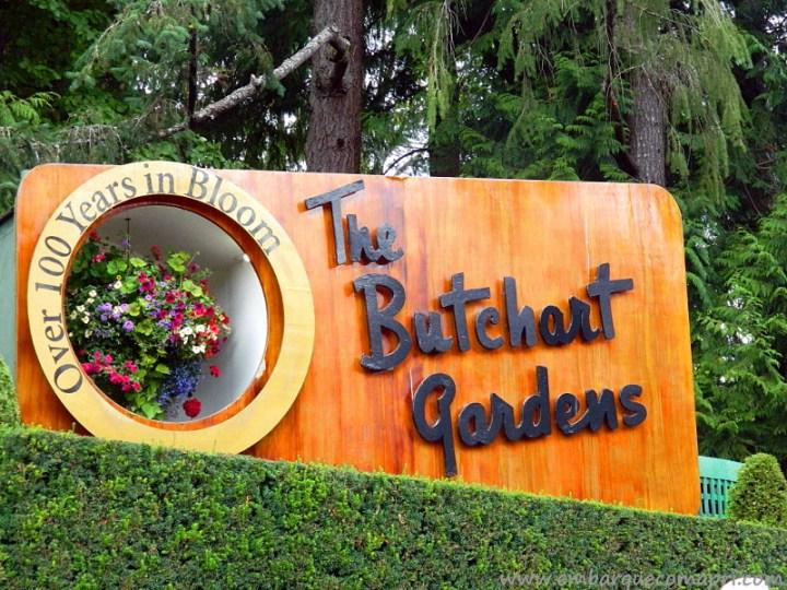 The Butchart Gardens Canada