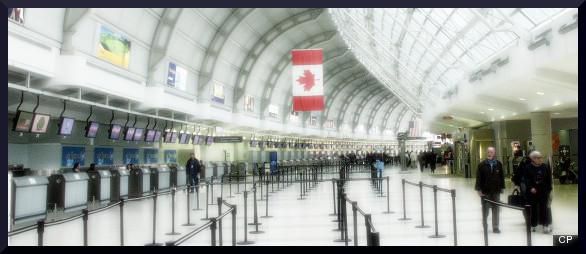 Imigração e Conexão no Aeroporto de Toronto, Canadá, passo a passo!