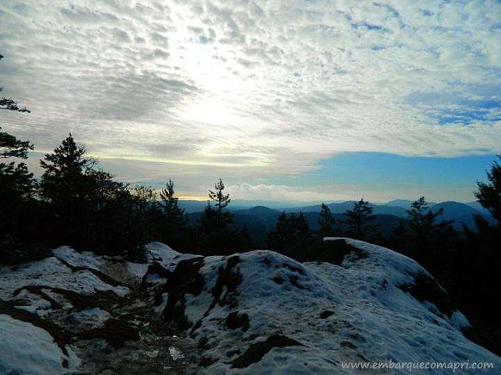 Inverno no Mount Work