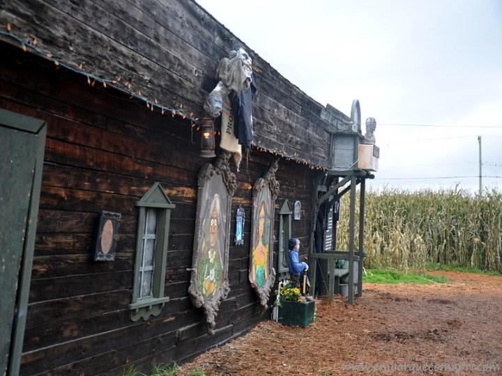 Casa mal assombrada no Canadá