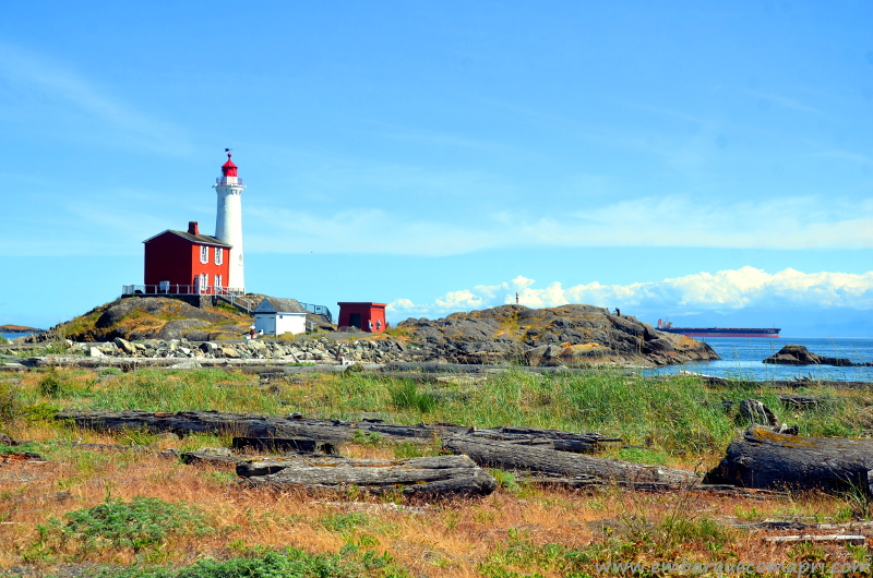 Fort Rodd Hill and Fisgard Lighthouse