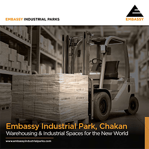 Embassy Industrial Parks Chakan