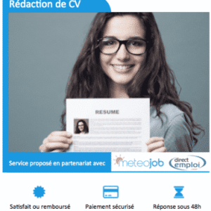 Rédaction de CV par un coach
