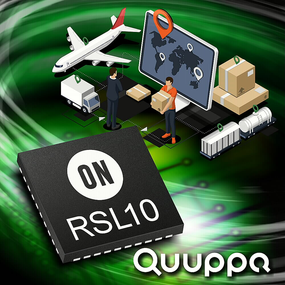 On Semiconductor RSL10-Quuppa
