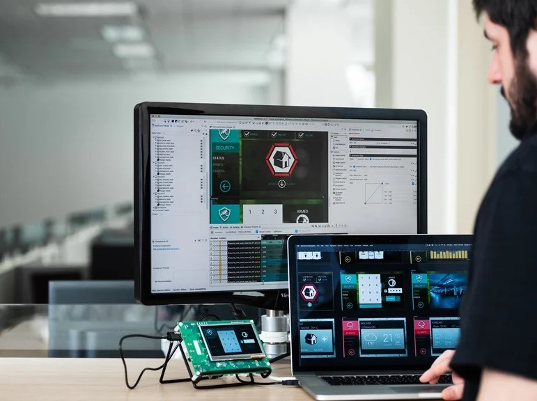 Crank Software NXP development
