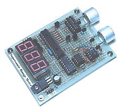 ultrasonic-range-meter