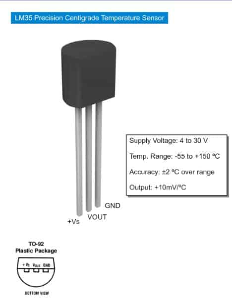 Sensing Temperature Using AVR | | Embedded projects from around ...