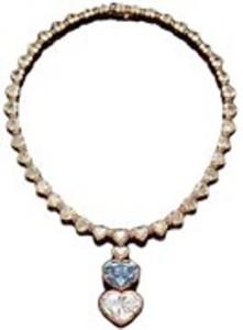 Princess Salima Aga Khan necklace