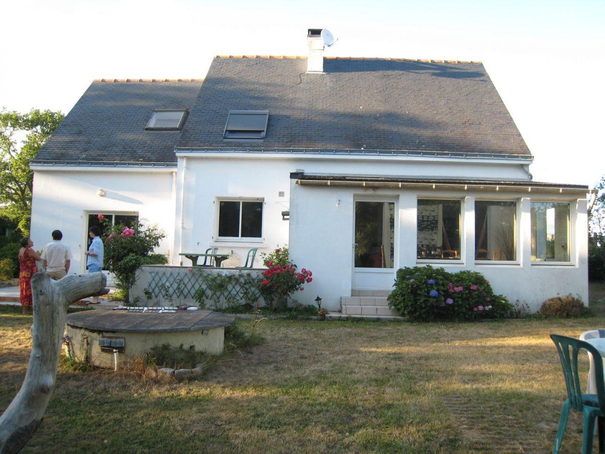 Isolation exterieur maison ancienne chantier fca 38 for Maison phenix nice