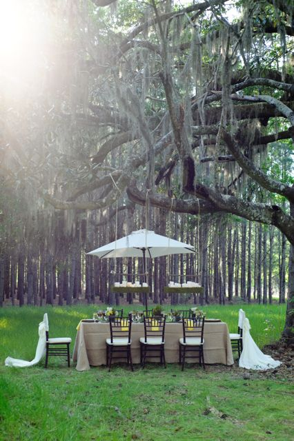 2014 Wedding Trends | Woodland