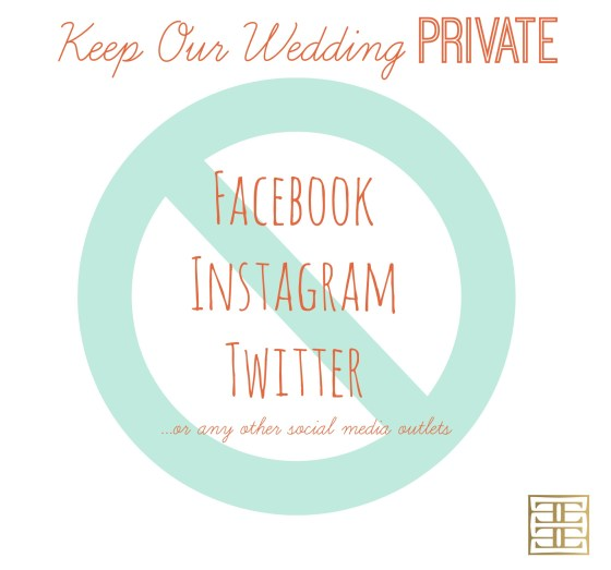 2014 Wedding Trends | Social Media