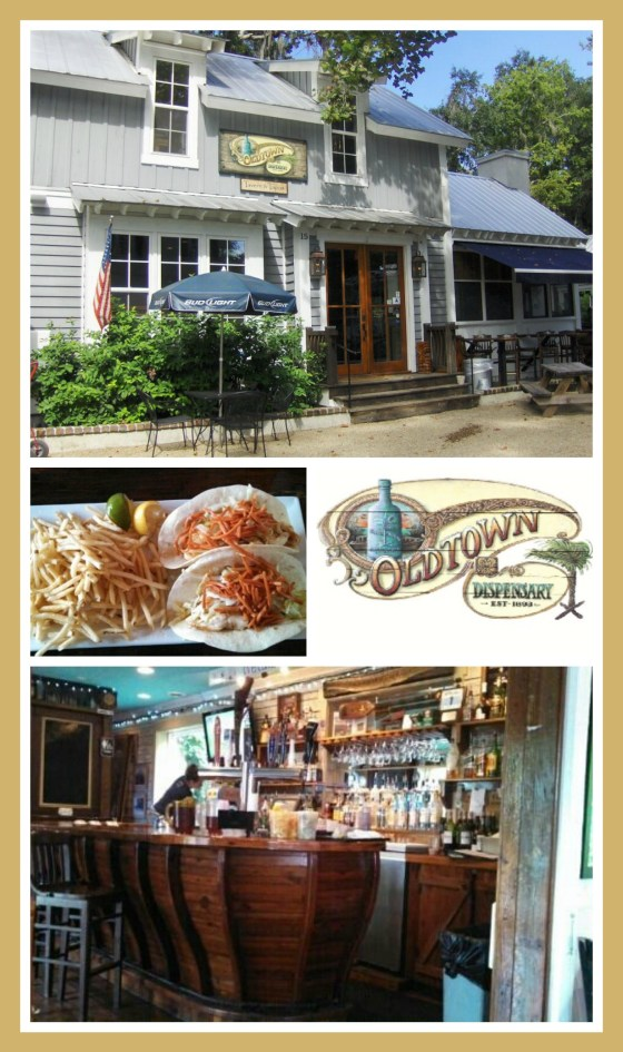 Rehearsal Dinner Locations Bluffton Old Town Dispensary