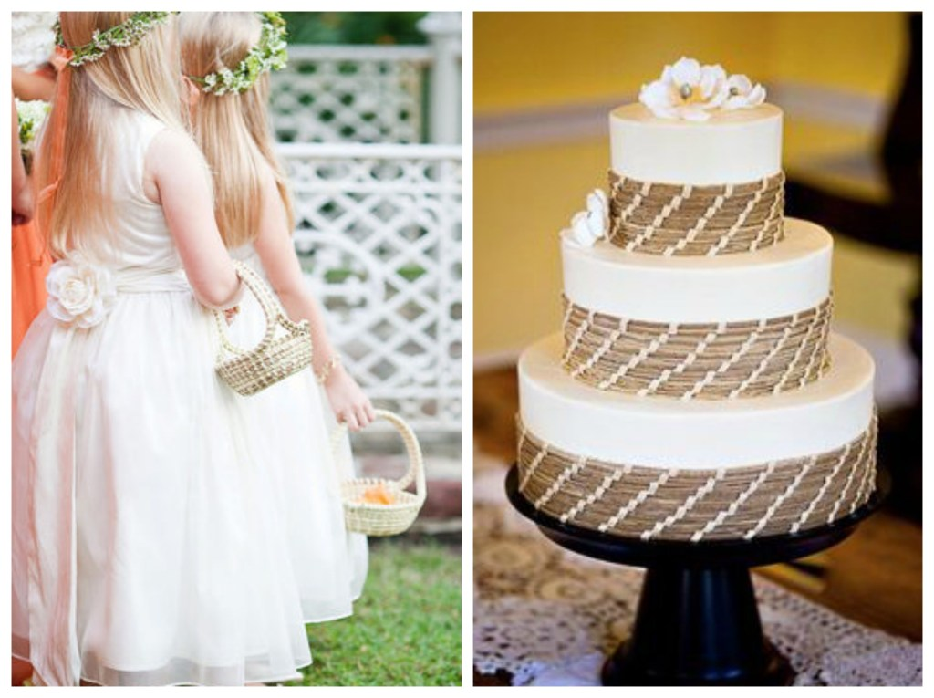 sweetgrass basket wedding