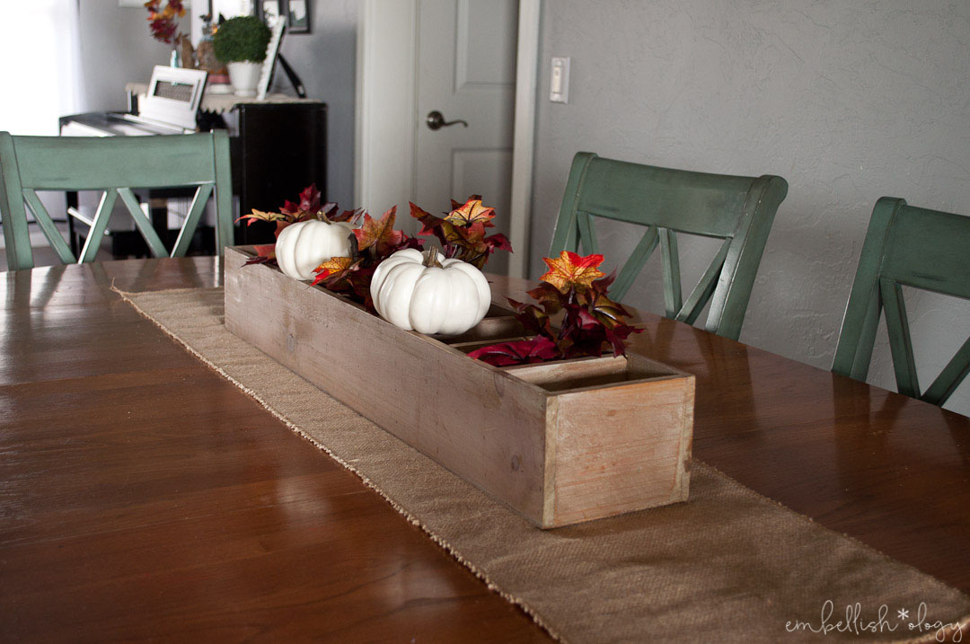 Touches of Fall Home Tour