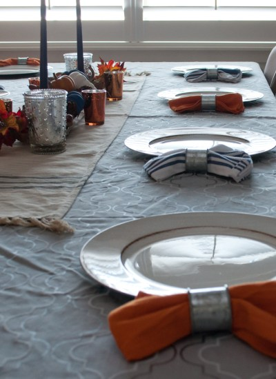 Friday Favorite: Tablescapes