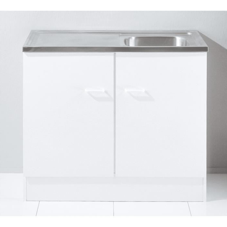 meuble sous evier cuisine 80 cm emberizaone fr