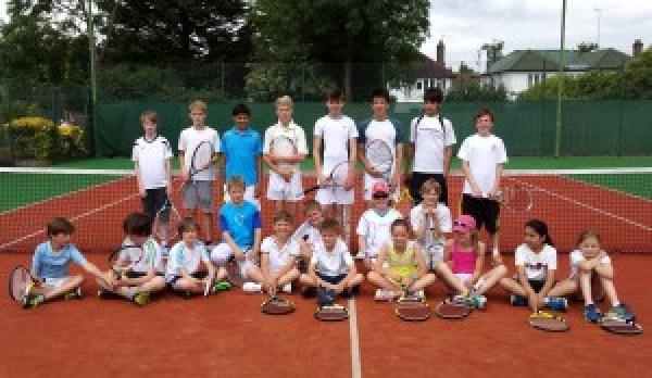 2014 Junior Tournament Competitors