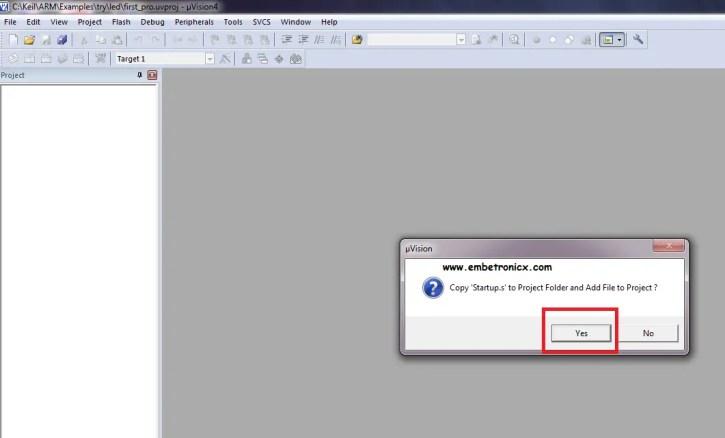 15-1 LPC2148 - Install Keil IDE