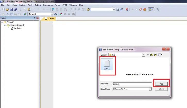20-1 LPC2148 - Install Keil IDE