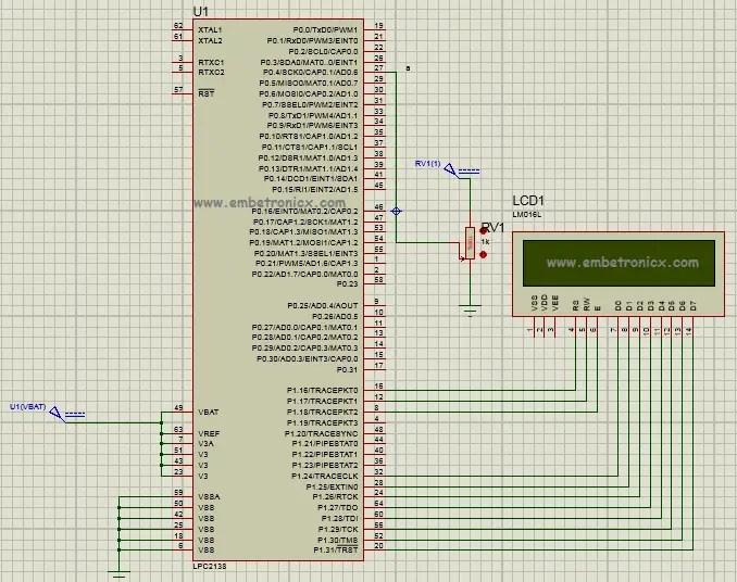 LPC2148 ADC Tutorial (Analog To Digital Convertor) | EmbeTronicX