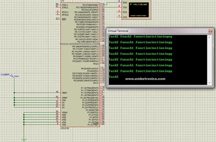 lpc2148-freertos-without-semaphore FreeRTOS - LPC2148 Binary Semaphore