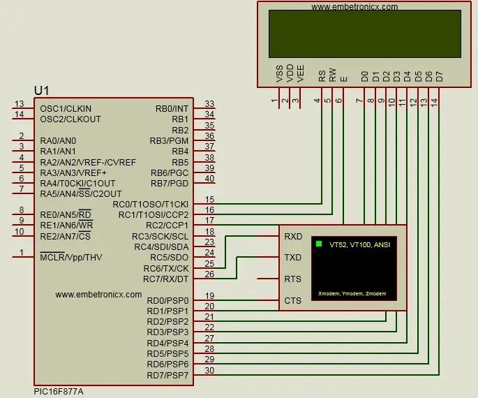 serial-interrupt-pic16f877a PIC16F877A - Interrupt Tutorial