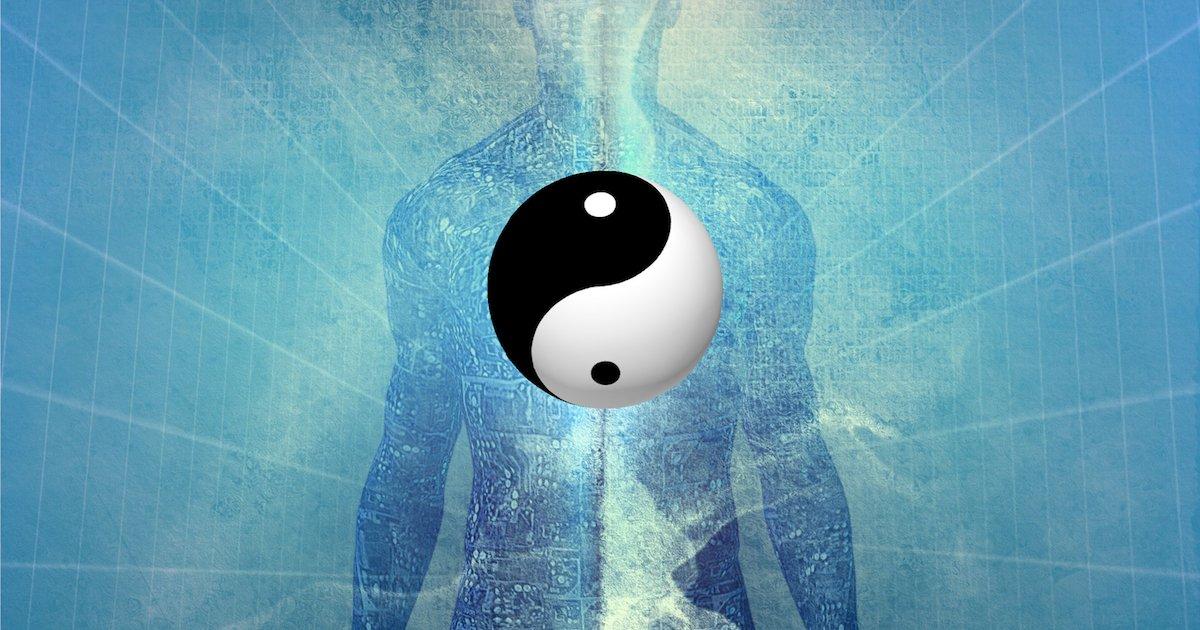 yin and yang man and woman