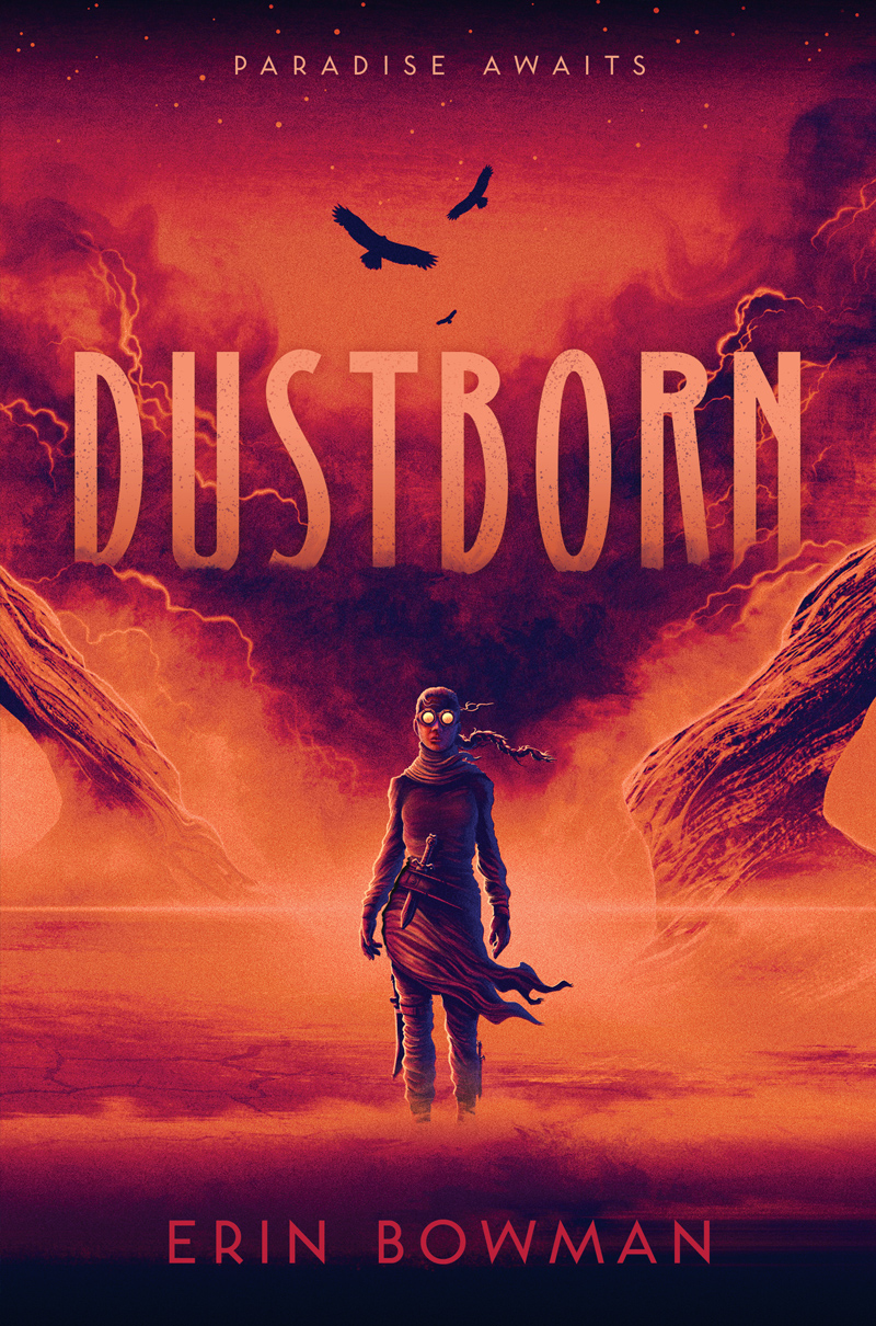 Dustborn Cover