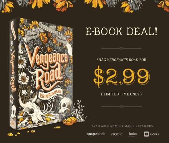 vengeance road ebook sale