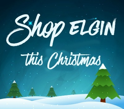 Shop Elgin this Christmas!