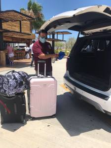 Traveling to Mexico after the COVID
