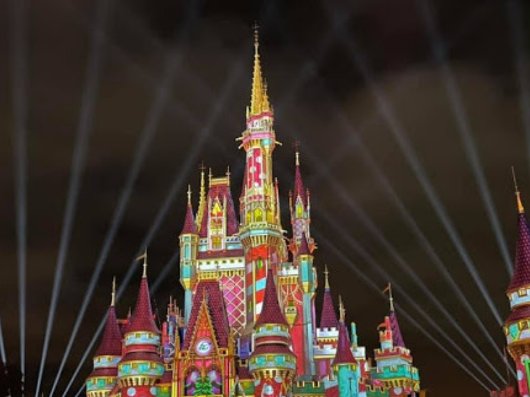 Walt Disney World 2020 Holiday Season