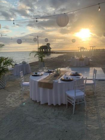 Sandals South Coast Wedding