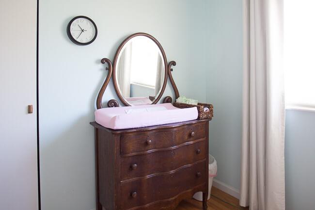 minimalist nursery furniture