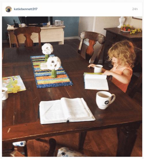 reading bibles