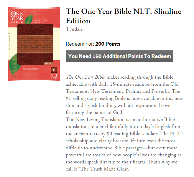Free Bible Content By Mail