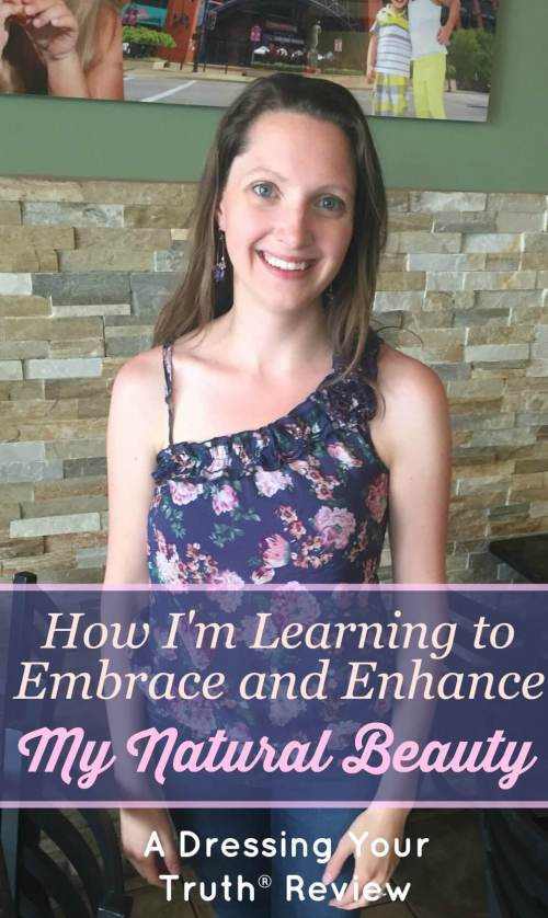 How I'm Learning to Embrace and Enhance My Natural Beauty