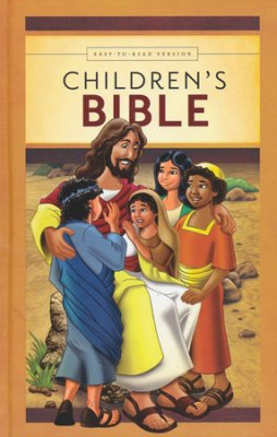 1 childrens easy to read bible