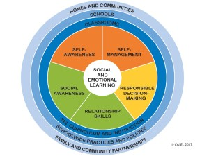 CASEL's Core SEL Competencies