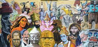 Photo of CROSS CULTURES, SPIRITUAL SIMILARITIES, VENERATION AND WORSHIP