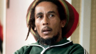 Photo of THE MURDER AND SPIRITUALITY OF BOB MARLEY