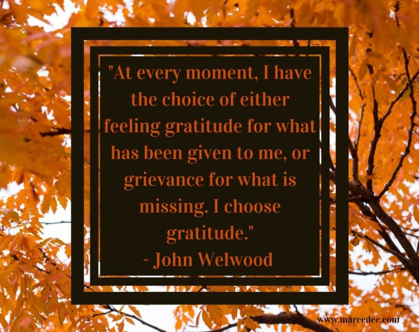 """Do you ever have that morning where you wake up, and life just stinks? The last thing on your mind is an """"attitude of gratitude."""""""
