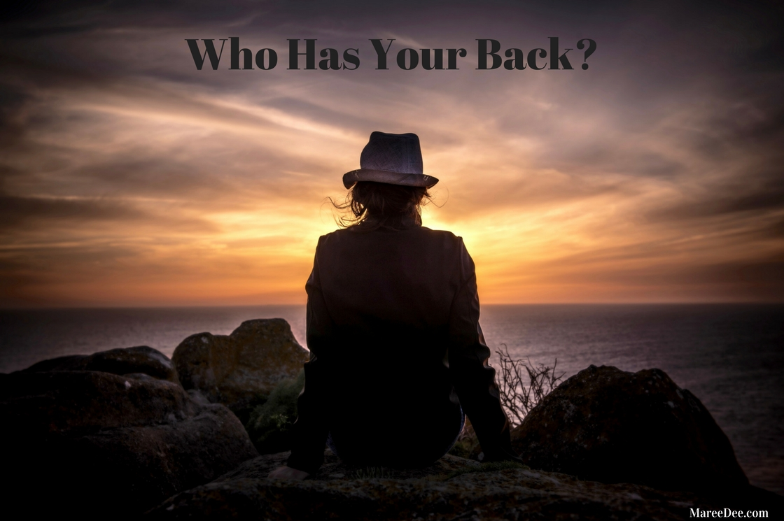 Who Has Your Back? - Part Two