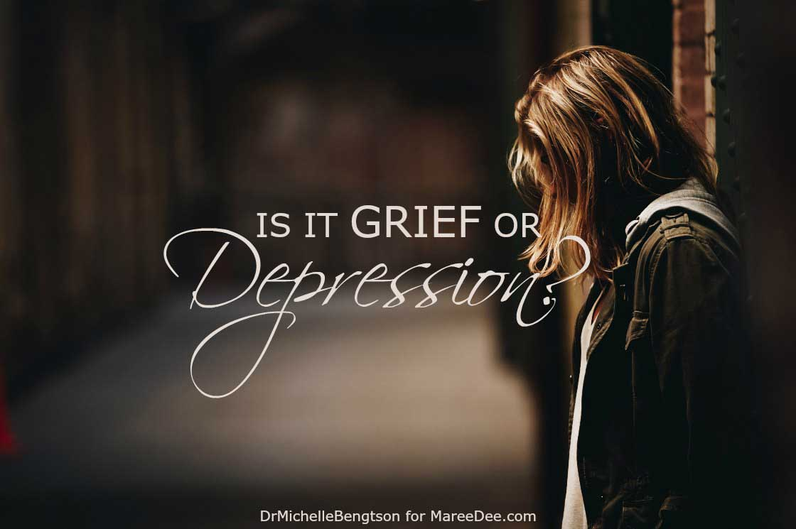 Is It Grief or Depression?  Guest Post by Dr. Michelle Bengtson