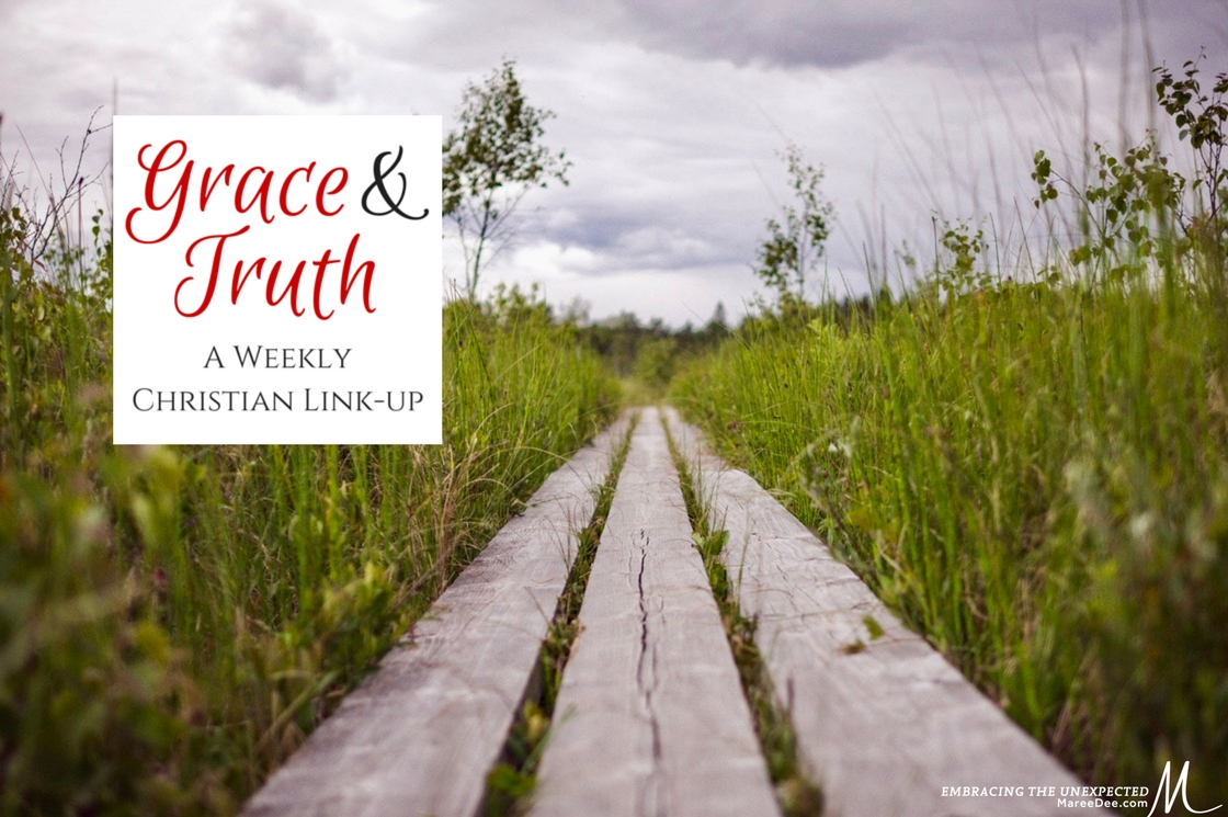 When God Changes Your Plan - Grace & Truth Link-Up